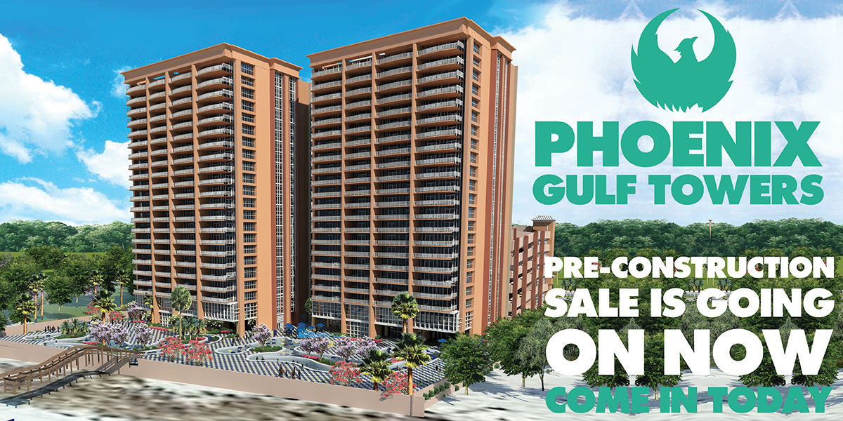 Phoenix Gulf Tower Brett Robinson Sales Development